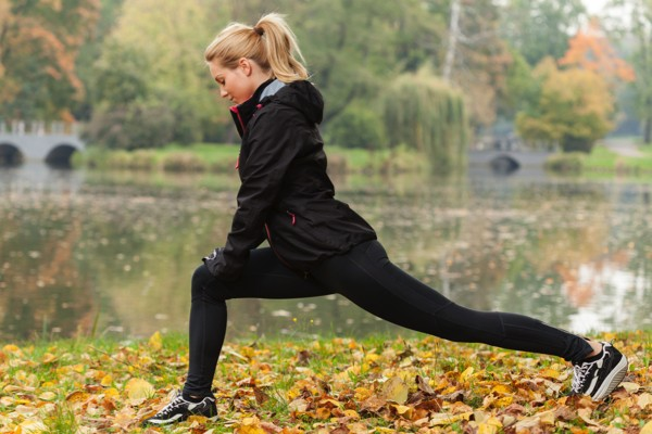 how to stay fit and healthy during winter months - Faça exercícios no frio!